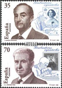 Spanien-3389-3390-kompl-Ausg-postfrisch-1998-Stecher