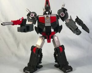 Shockwave Lab SL-22 Posable hands for Titans Return Leader Overlord//SKY Shadow