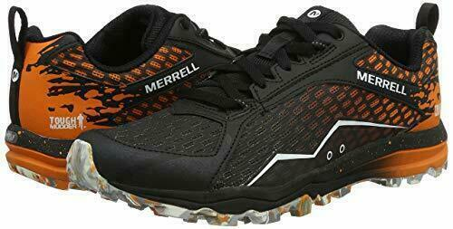Crush Tough Mudder Trail Running Shoes