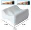 miniatura 2 - Cuscino Ortopedico per le gambe ergonomico  MEMORY COMFORT LEGS bacino schiena