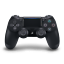Schwarz-Sony-ps4-Playstation-4-Dualshock-4-Wireless-Controller-Teile Indexbild 1