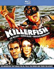 Killer Fish [Blu-ray] DVD, Lee Majors, Karen Black, Margaux Hemingway, Marisa Be