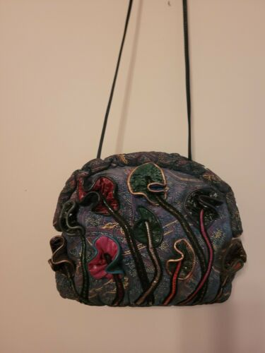 Vintage Rita Diana For Mylinka multicolor  bag