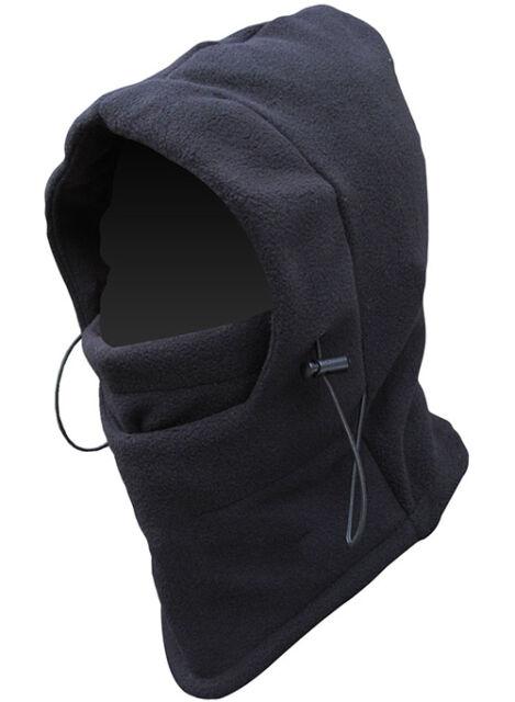 Multifunction Hot Fleece Balaclava Hood Police Ski Bike Wind Stopper Face Mask
