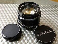 Vintage Asahi Pentax SUPER-TAKUMAR 1.4/50 Prime Lens, f1.4 50mm, M42 Screw Mount