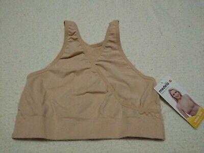 Spalding Womens Two Layer Longline Textured Seamless Bra