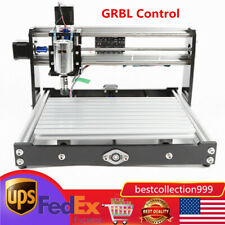 3 Axis Laser Cnc Router Engraving Carving Diy Milling Machine Grbl Control Usb