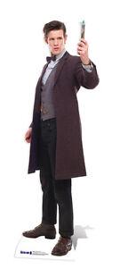 SC-607-Dr-Who-The-11th-Doctor-Altura-180cm-Soporte-de-carton-Figura-decorativa