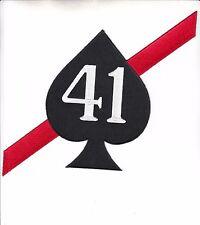 VFA-41 LARGE BLACK ACE PATCH