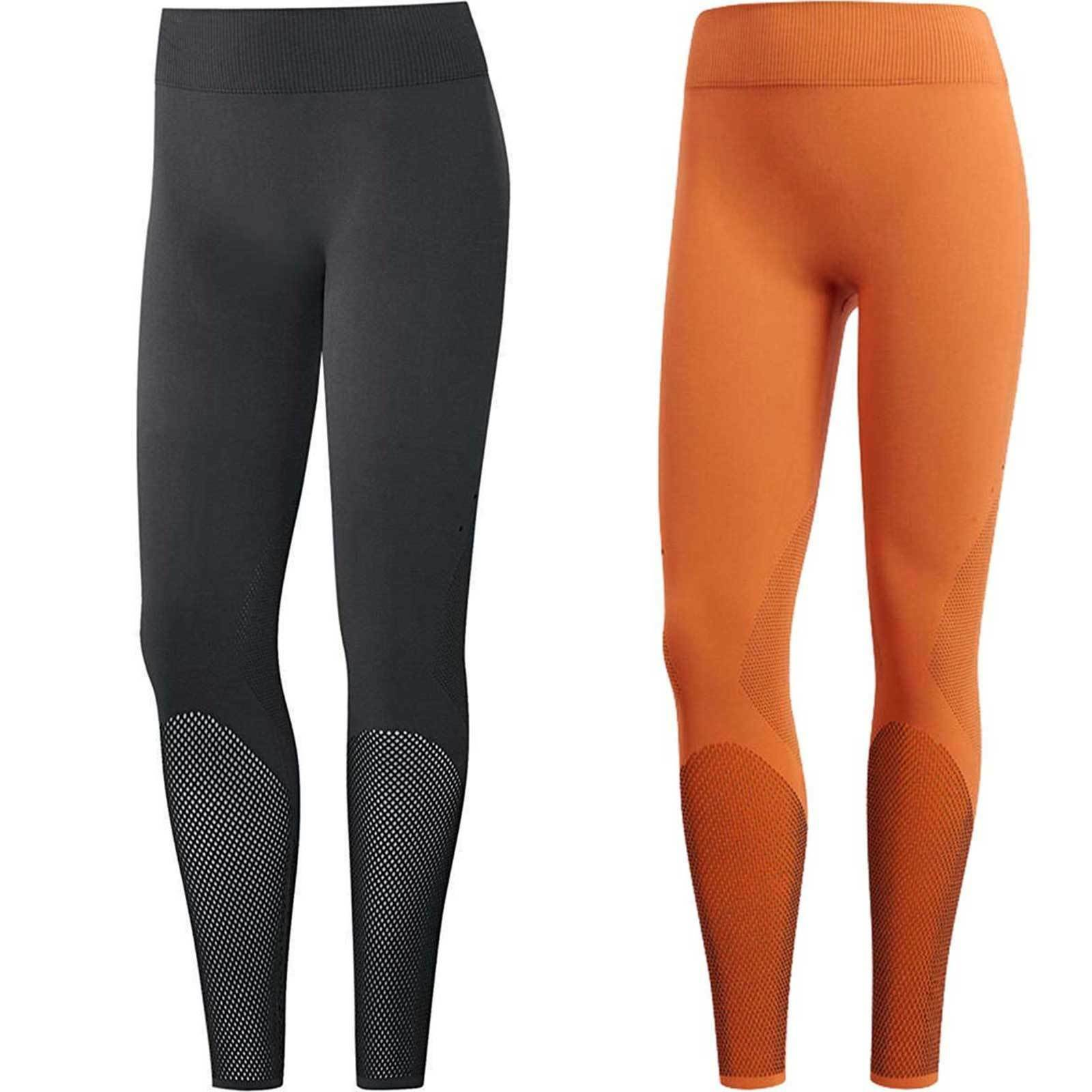 NEW Adidas Women's Athletic Apparel Warp Knit Workout Training Tights