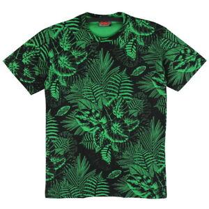 GAGA-Hawaii-Aloha-Floral-Tropical-Beach-Ethnic-Indie-Street-Style-GG126-T-Shirt