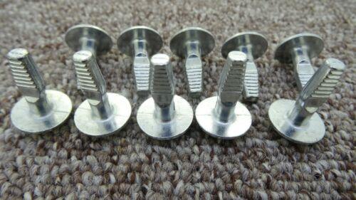 AUDI ENGINE SHEILD UNDERTRAY /& SPLASHGUARD COVER FASTEN METAL SCREW CLIPS