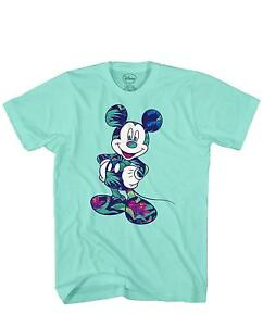 bd2ce9ad33316e Image is loading Disney-Mickey-Mouse-Tropical-World-Tee-Funny-Humor-