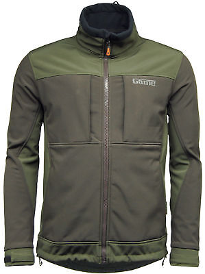 Hunting /& Beating Game Hunters Hawk Trousers /& Viper Soft Shell Jacket NEW Set