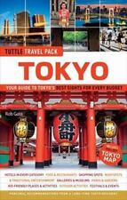 Tokyo Tuttle Travel Pack: Your Guide to Tokyo's Best Sights for Every Budget Tr