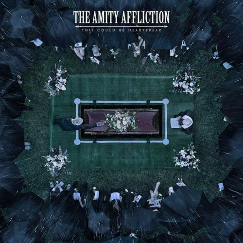 THE AMITY AFFLICTION This Could Be Heartbreak CD BRAND NEW