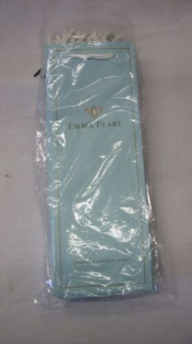 10 EMMA PEARL WINES PROMO WINE BOTTLE CARRIER PAPER GIFT BAG  *NEW*