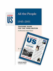 History-of-Us-A-Teaching-Guide-for-Elementary-School-Classes-Book-10-Pap