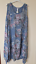 New-Plus-Size-LAGENLOOK-Quirky-BALLOON-Shaped-FLORAL-LONG-LINEN-Dress-XXL-52-034 thumbnail 6