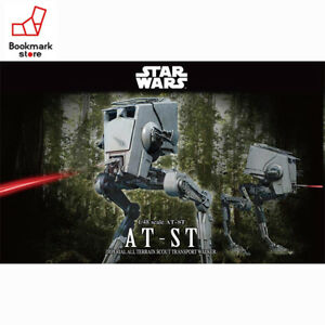 NEW-BANDAI-Japan-Star-Wars-AT-ST-Imperial-All-Terrain-Scout-Walker-1-48