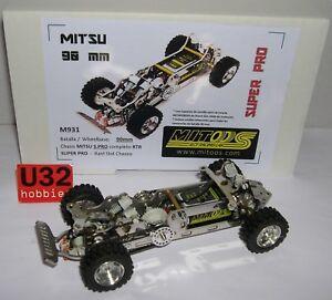 MITOOS-M931-CHASIS-MITSU-RAID-COMPLETO-RTR-SUPER-PRO-CON-RODAMIENTOS-DE-BOLAS