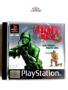 Army-Men-3D-Psx-PS1-PLAYSTATION-comme-Neuf-Complet-Retro-Mint-State-Pal-MULTI5