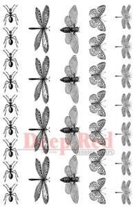Deep-Red-Stamps-Dragonflies-and-More-Rubber-Cling-Stamps