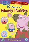 Peppa Pig 10 Years of Muddy Puddles 5030305107994 DVD Region 2