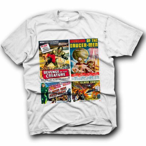 Los fans de terror Clásico Camiseta viernes 13Th Halloween Childs Play chino cartel 4