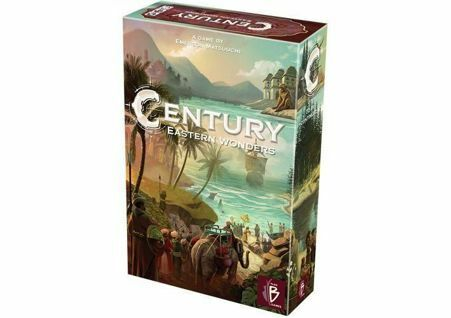Century - Eastern Wonders - Brand New & Sealed