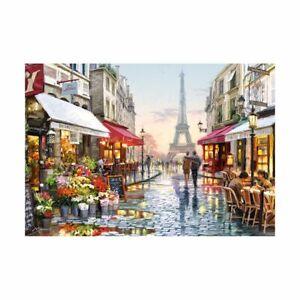Castorland CastC-151288-2 Flower Shop Puzzle 1500