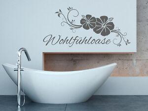 Wandtattoo Badezimmer Sprüche Wohlfühloase Nr 1 Wand Tattoos Bad ...
