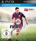 FIFA 15 (Sony PlayStation 3, 2014, DVD-Box)