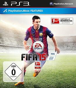 FIFA 15 (Sony PlayStation 3, 2014, DVD-Box) - Düsseldorf, Deutschland - FIFA 15 (Sony PlayStation 3, 2014, DVD-Box) - Düsseldorf, Deutschland