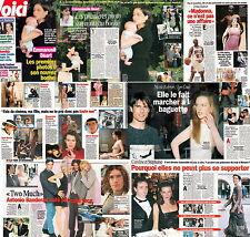 Voici Emmanuelle Beart,Sylvia Kristel,Antonio Banderas,Caroline von Monaco