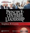 Principle-Centered Leadership by Dr Stephen R Covey (CD-Audio)
