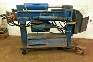 Exhaust Tubing Bender >> Details About Huth Tubing Exhaust Pipe Bender Machine For Parts 4