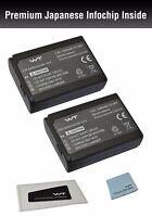 Nx-bp1310k2 Original Battery (2pack) For Samsung Bp1310, Ed-bp1310 & Nx5,