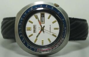 Vintage-Seiko-Automatic-Day-Date-Mens-Wrist-Watch-s400-Old-Used-Antique