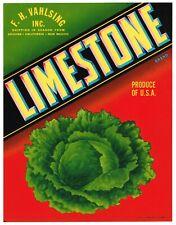 ORIGINAL ADVERTISING VEGETABLE CRATE STOCK LABEL 1940S 7X9 CARROTS VINTAGE