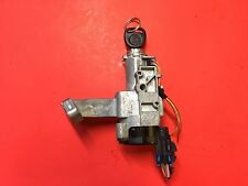 2002-2007 SATURN VUE IGNITION LOCK CYLINDER SWITCH ASSEMBLY W 2 KEYS USED OEM!
