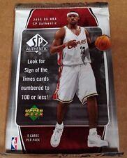 2005-06 SP Authentic HOBBY Pack (LeBron James Michael Jordan Auto/Jersey/Patch)?