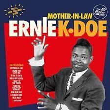 Mother In Law 10 Bonus Tracks - Ernie K-Doe (2015, CD NEUF)