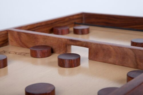 warped board slightly damaged box Pucket Original Tabletop Game wobbly
