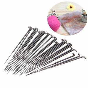 30pcs-3-Sizes-Wool-Felting-Needles-Felt-Tools-Needle-Starter-DIY-Crafts-USA