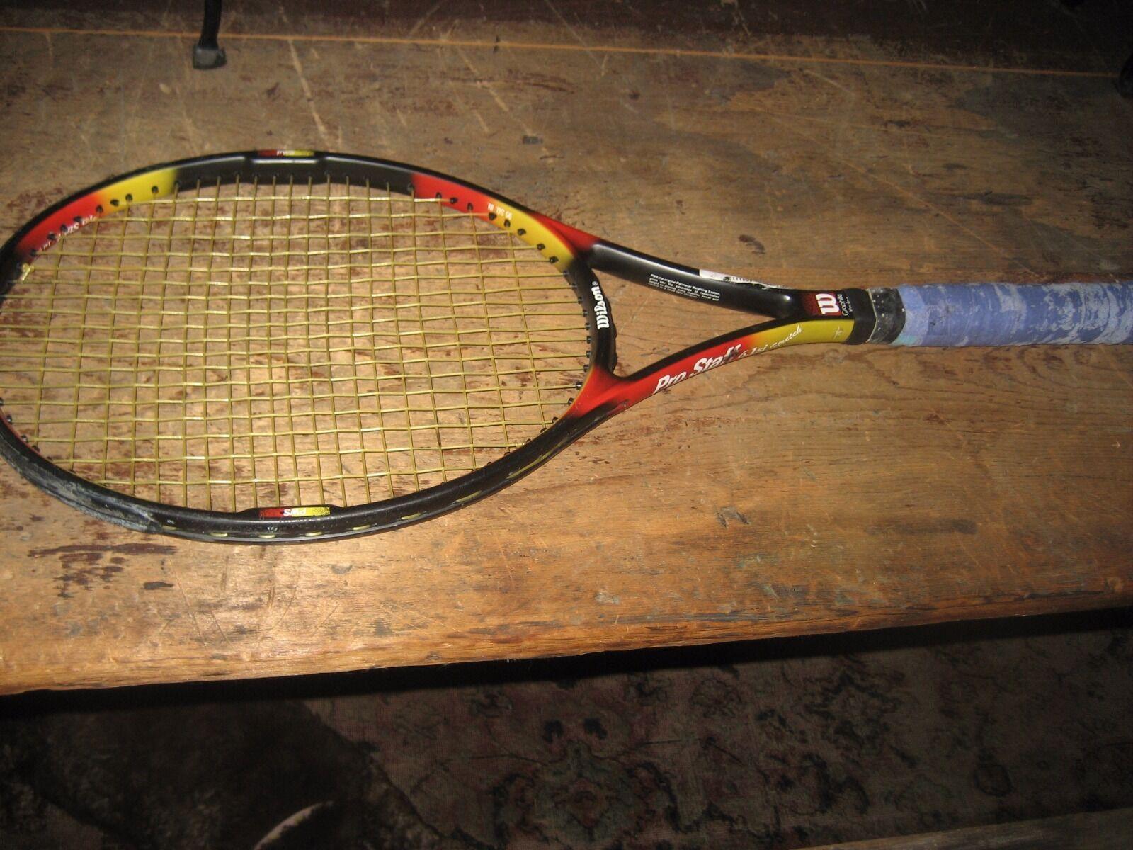 Wilson Classic 6.1  Midplus Raqueta De Tenis  precios al por mayor