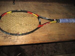 Wilson Classic 6.1 Midplus Tennis Racquet