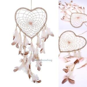 Traditional-Handmade-Dream-Catcher-with-Feathers-Wall-Car-Hanging-Ornament-Decor