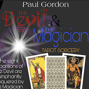 Details about The Devil & the Magician by Paul Gordon - Book