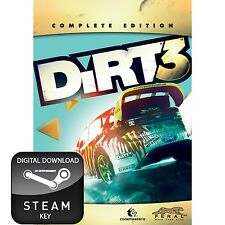 DiRT 3 COMPLETE EDITION PC AND MAC STEAM KEY